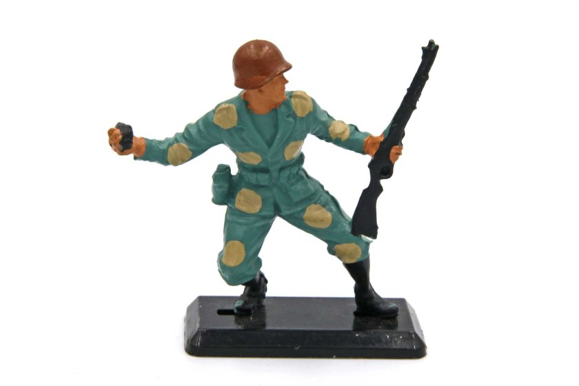 A US soldier in new colour scheme as part of the Task Force range.