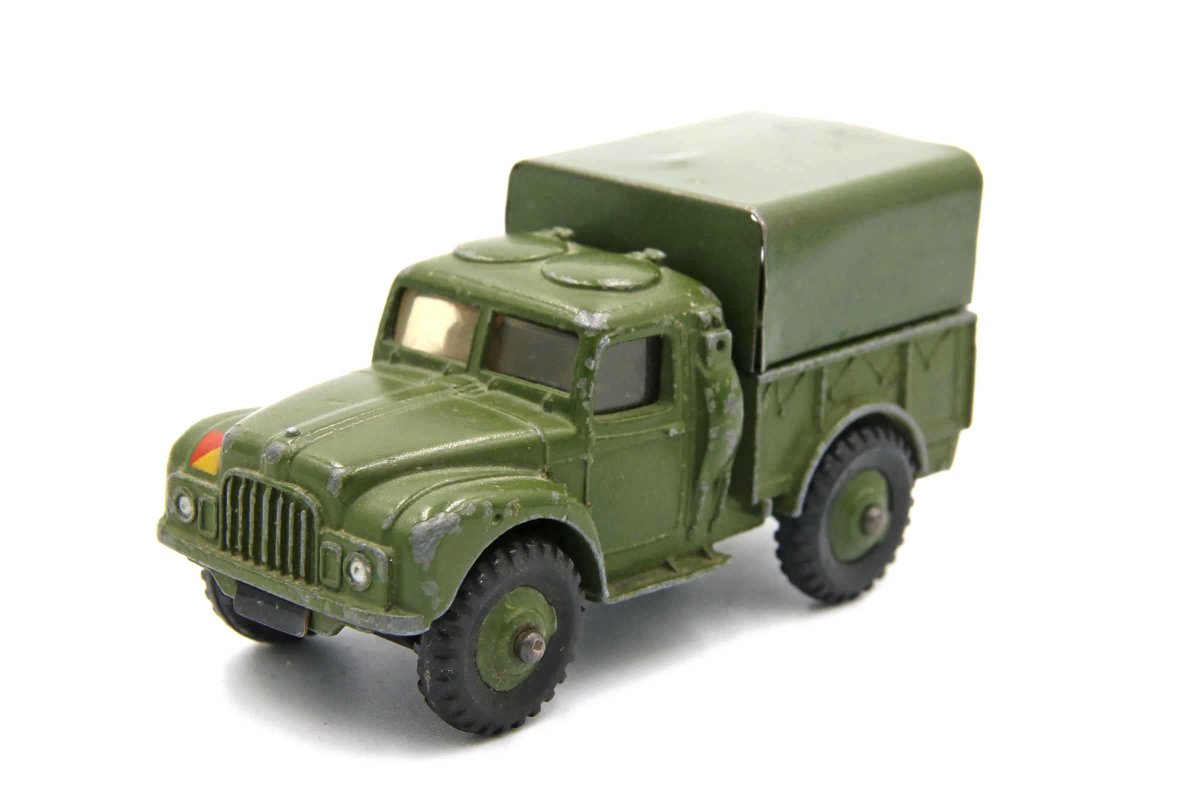 Dinky Military –Manufacture