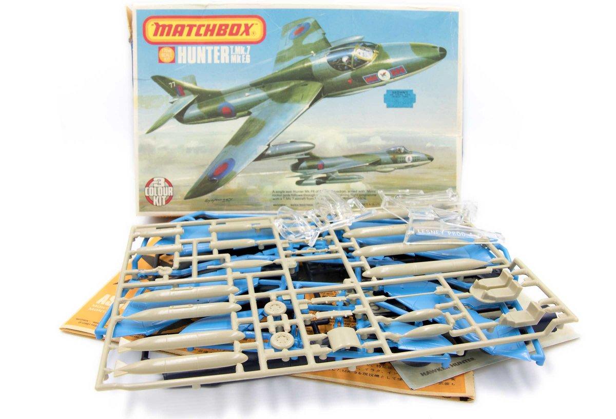 Matchbox Aircraft Kits –Accuracy