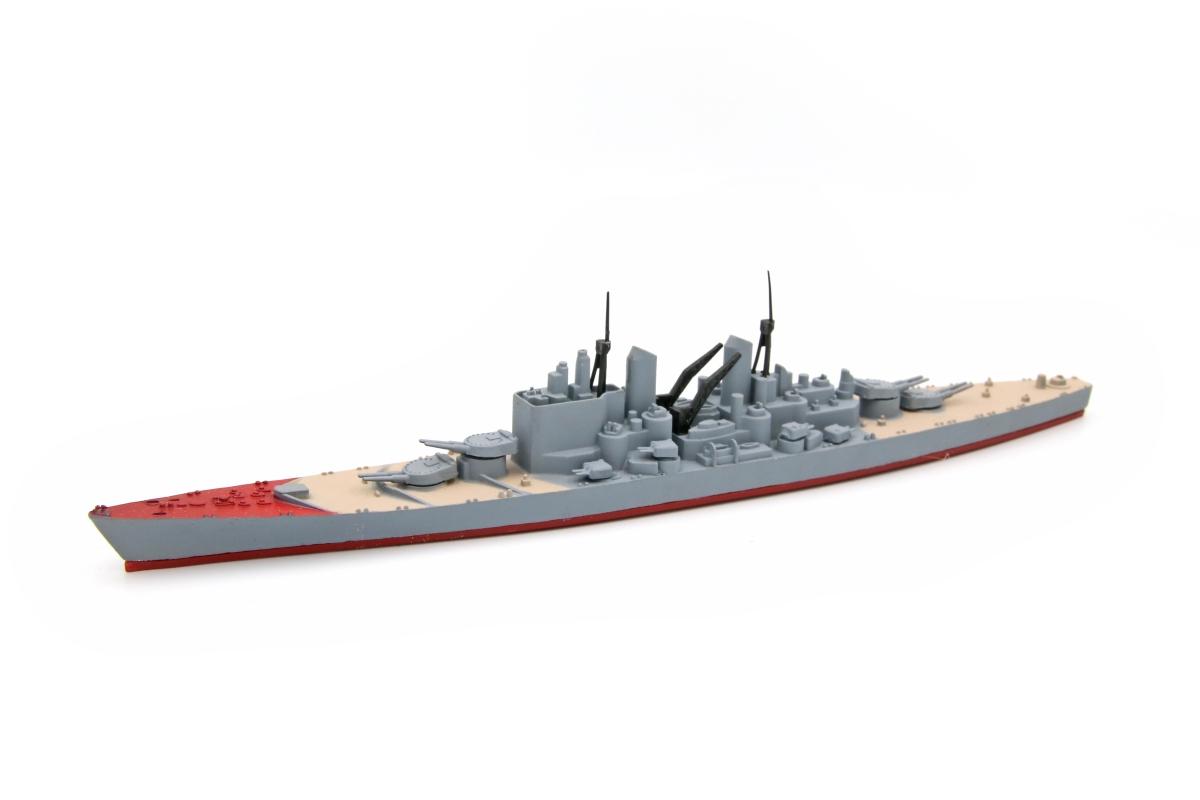 Minic Ships –Accuracy