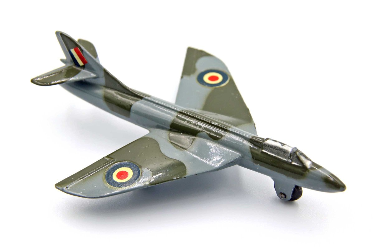 Dinky Aircraft –Introduction
