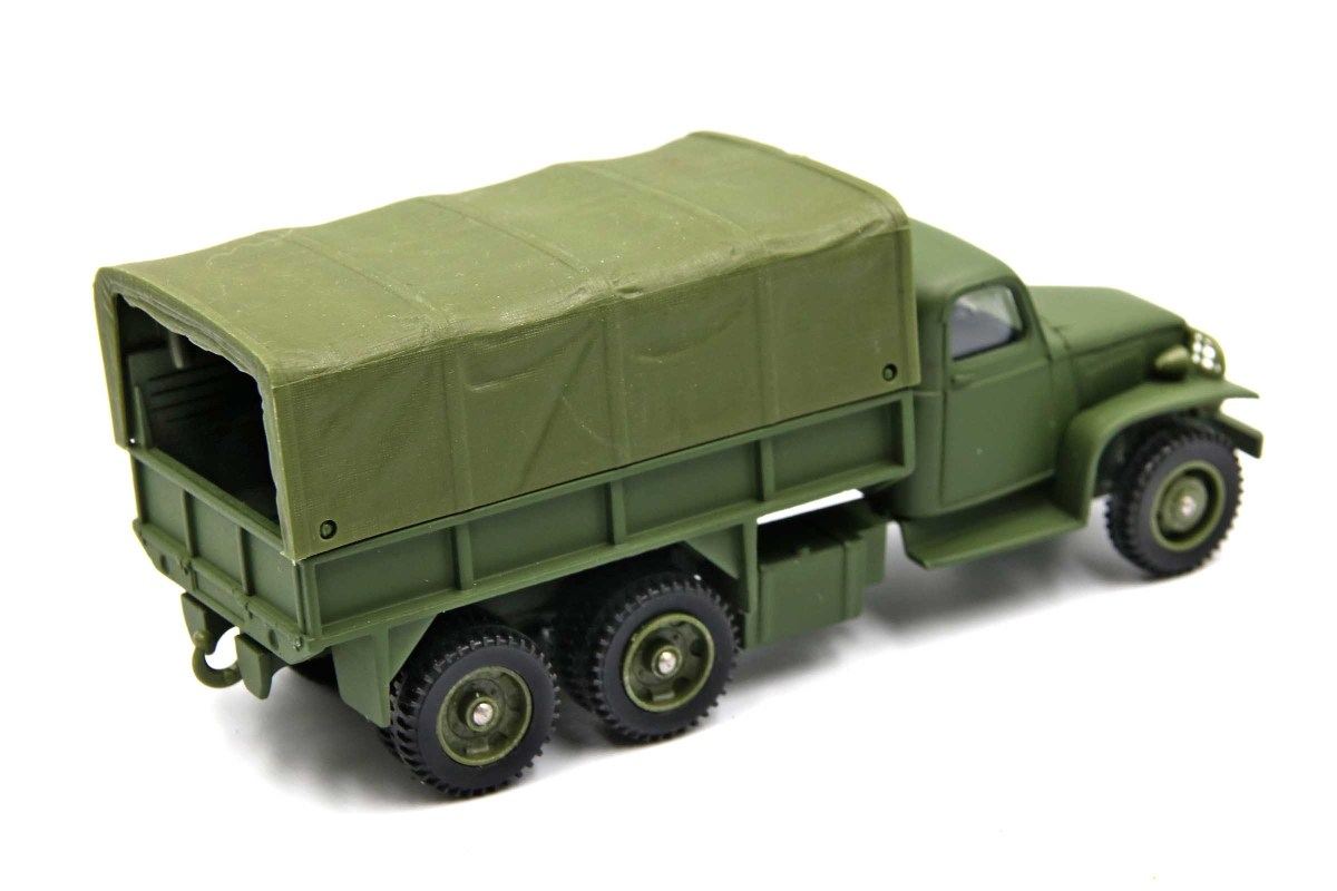 Solido Military –Variants