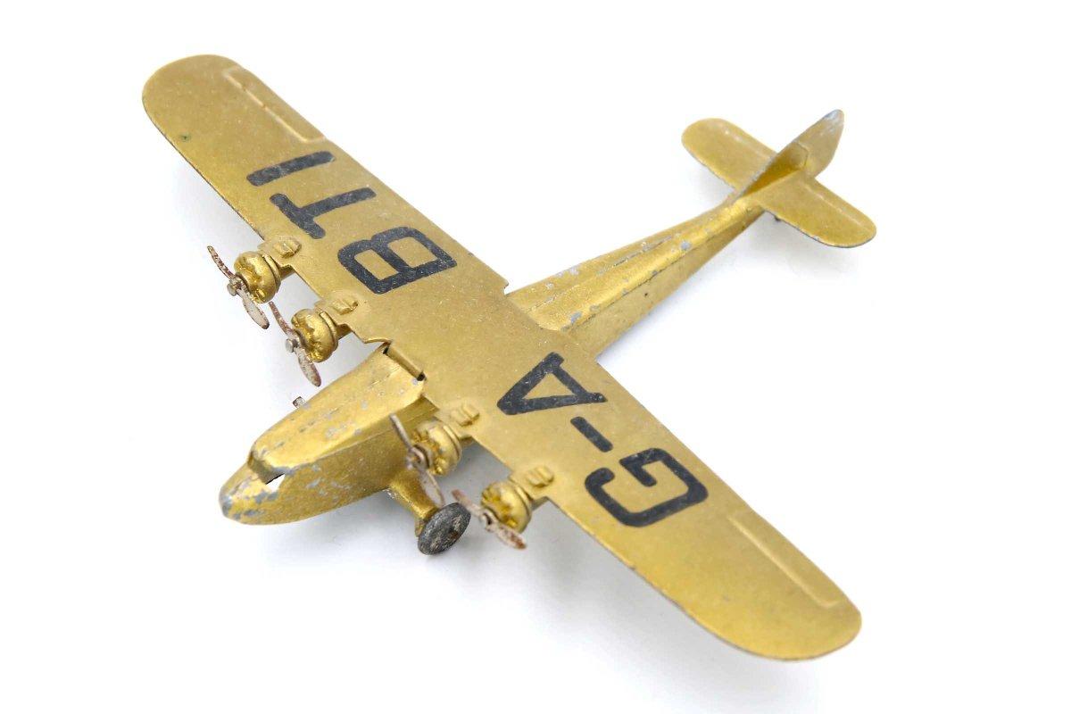 Dinky Aircraft – EarlyDays